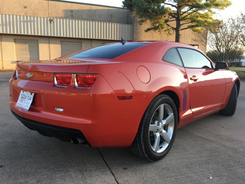 Chevrolet Camaro 2010 price $12,900 Cash