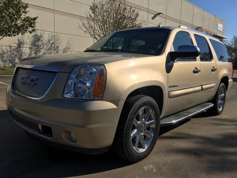 GMC Yukon XL Denali 2008 price $4,500 Down