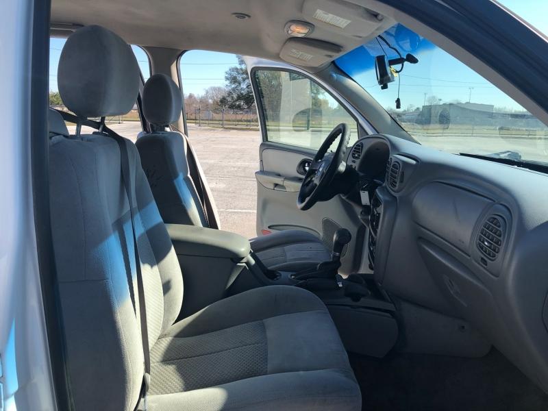 Chevrolet TrailBlazer 2007 price $5,500 Cash