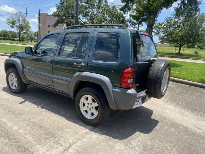 Jeep Liberty 2003 price $7,500