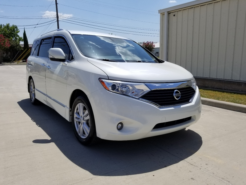 Nissan Quest 2013 price $11,500
