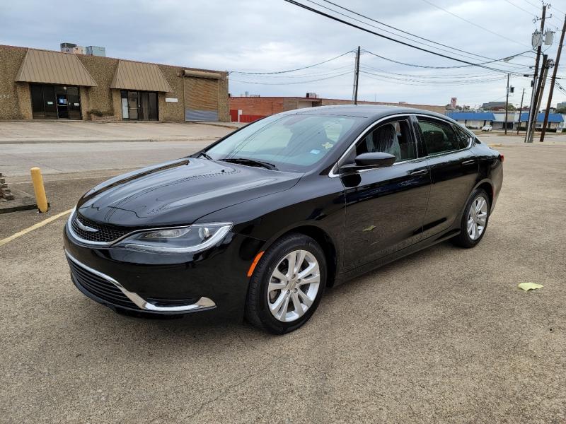 Chrysler 200 2015 price $6,999 Cash