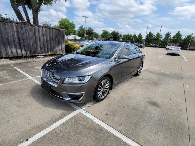 Lincoln MKZ 2017 price $17,999 Cash