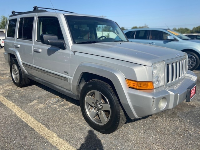 Jeep Commander 2006 price $1,200 Down
