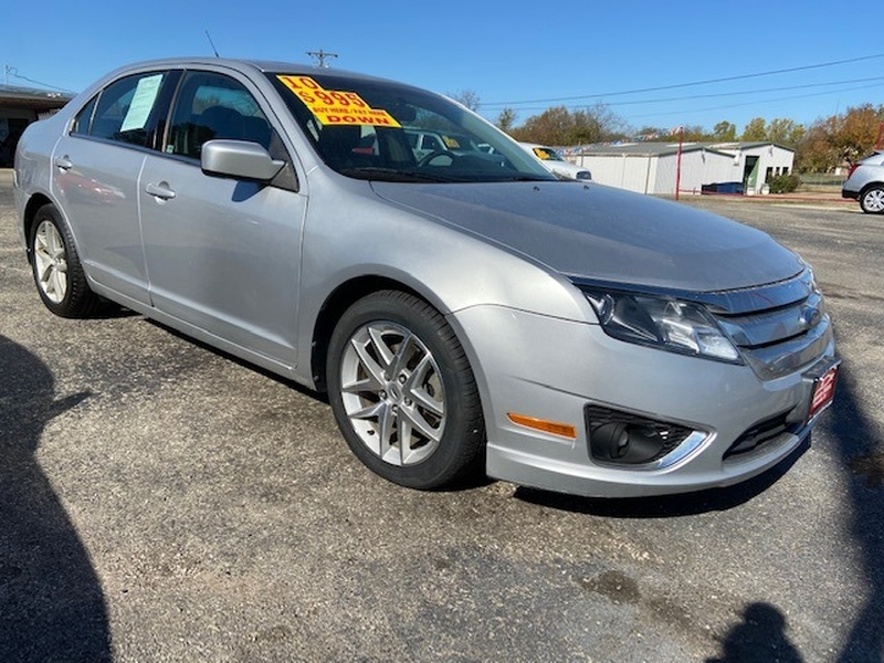 Ford Fusion 2010 price $995 Down