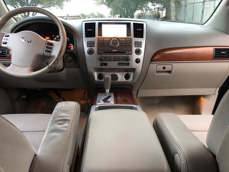 INFINITI QX56 2008 price $8,495
