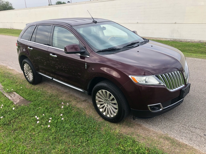 LINCOLN MKX 2011 price $7,395