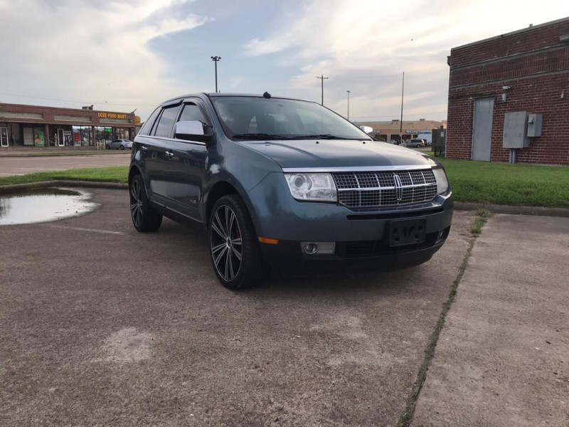 LINCOLN MKX 2010 price $5,995