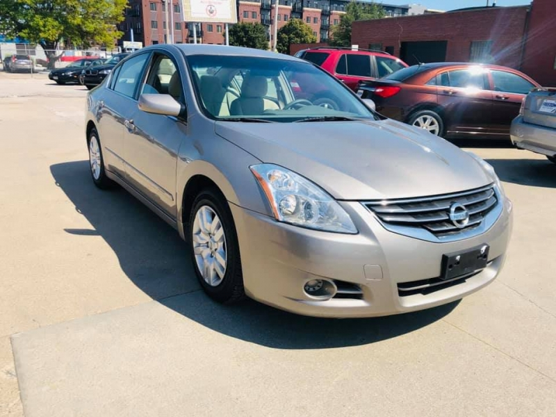NISSAN ALTIMA 2011 price $5,995