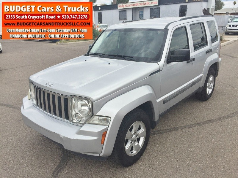 Jeep Liberty 2010 price $6,495