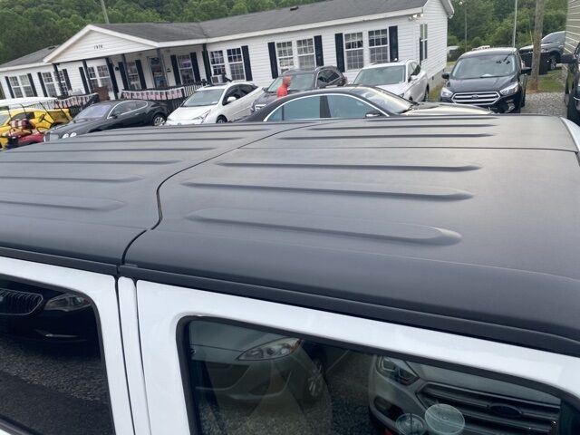 Jeep Wrangler Unlimited 2017 price $37,991