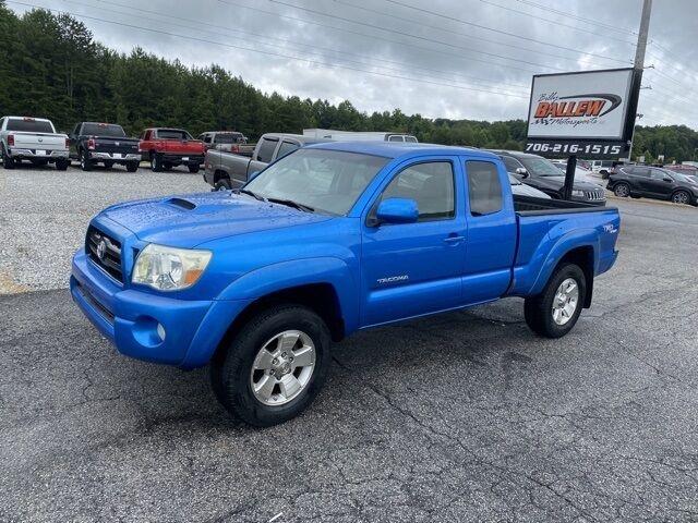 Toyota Tacoma 2007 price $16,981