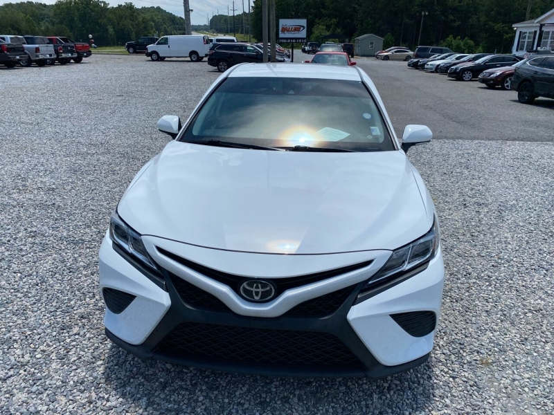 Toyota Camry 2019 price $25,691