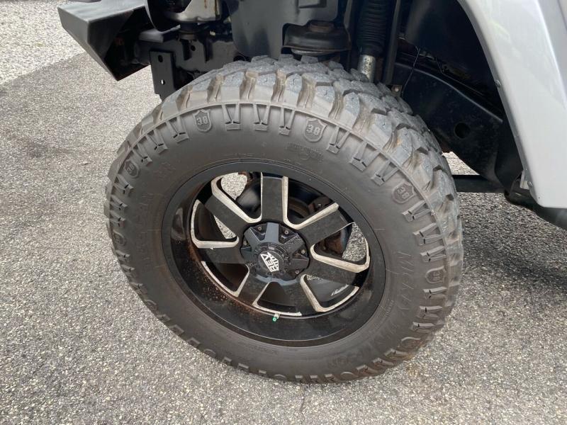 Jeep Wrangler Unlimited 2017 price $41,291