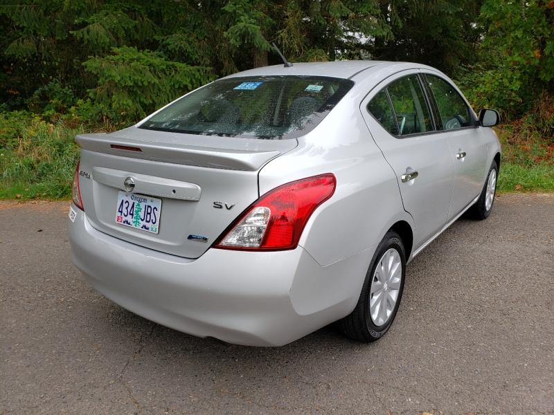 Nissan Versa 2014 price $6,695