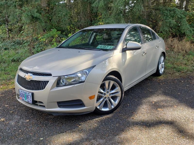 Chevrolet Cruze 2011 price $7,295