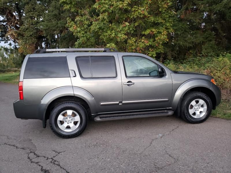 Nissan Pathfinder 2007 price $6,795