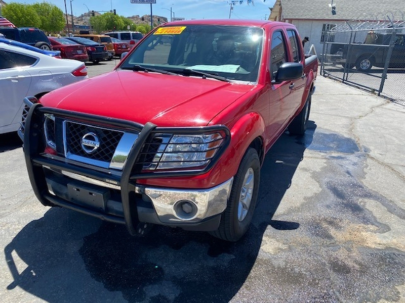 Nissan Frontier 2010 price $10,995