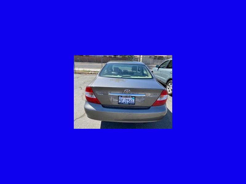 Toyota Camry 2004 price $5,995