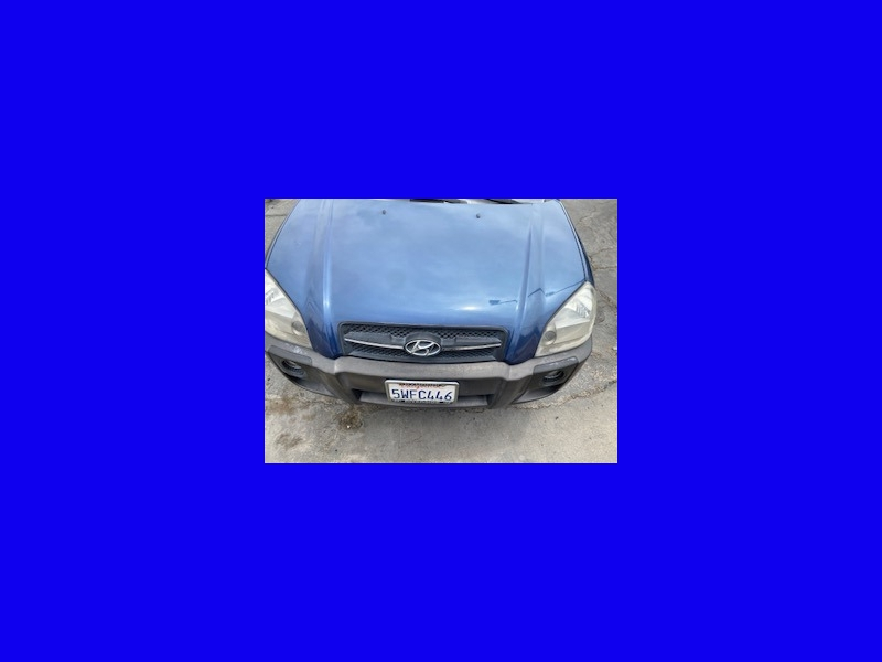 Hyundai Tucson 2007 price $5,995