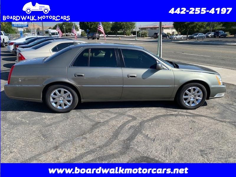 Cadillac DTS 2010 price $8,995