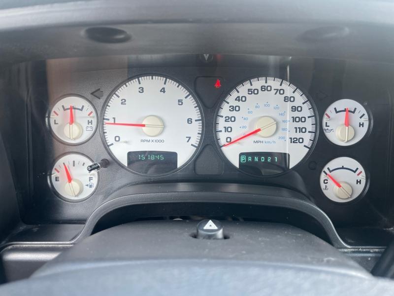 Dodge Ram 1500 2005 price $6,495