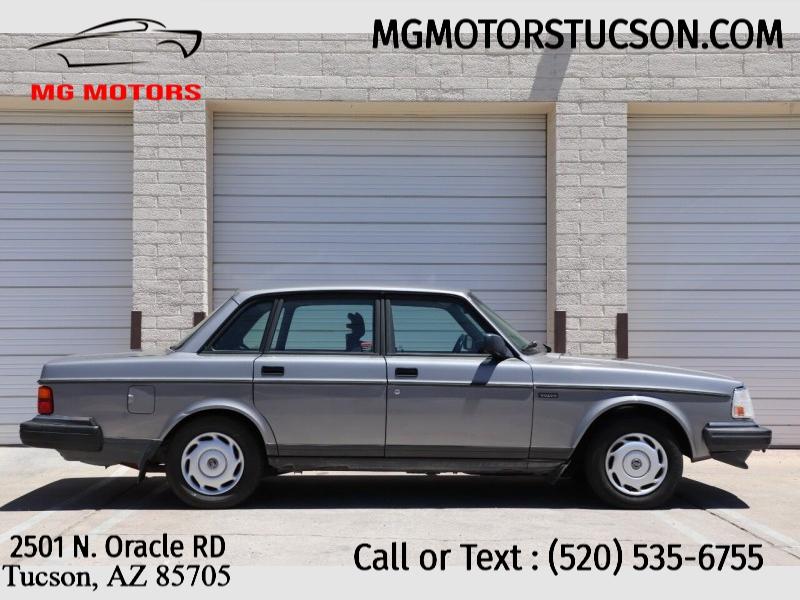 Volvo 240 1992 price $3,495