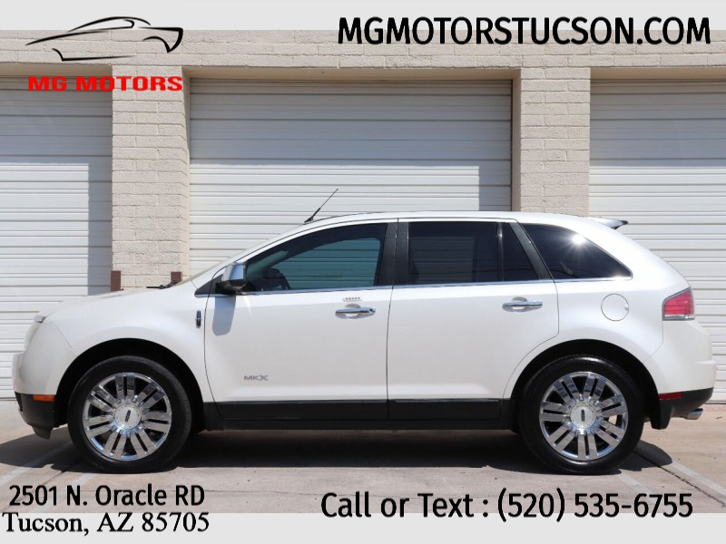 Lincoln MKX 2009 price $8,995