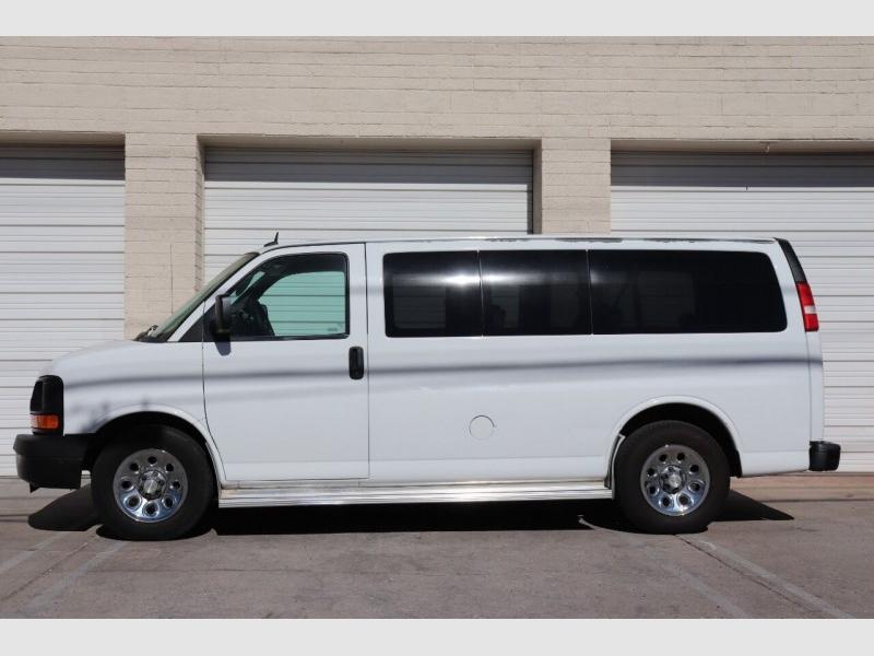 Chevrolet Express Passenger 2011 price $8,900