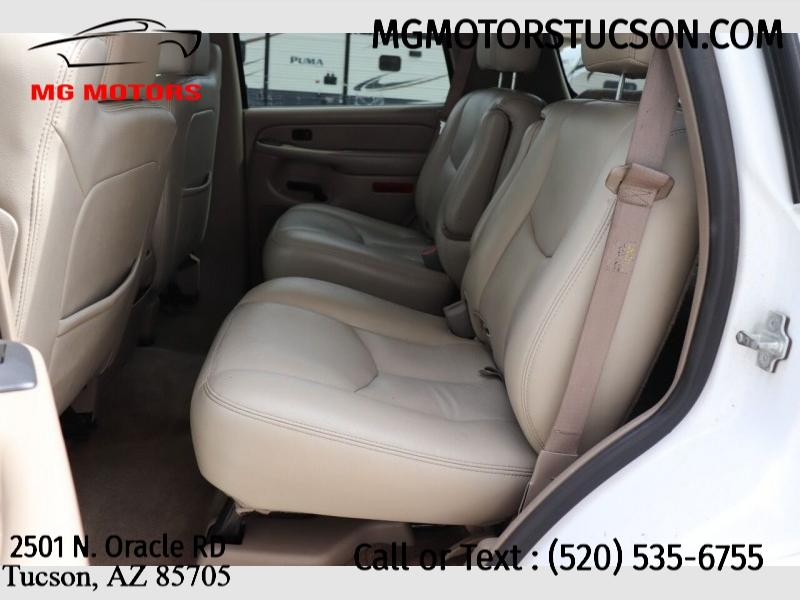 Chevrolet Tahoe 2005 price $8,900