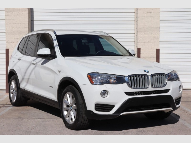 BMW X3 2017 price $25,900