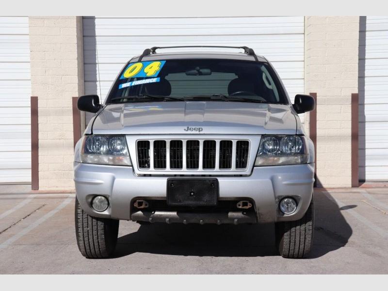 Jeep Grand Cherokee 2004 price $5,900