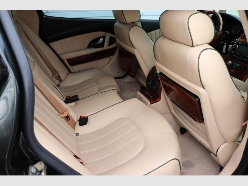 Maserati Quattroporte 2009 price $16,900