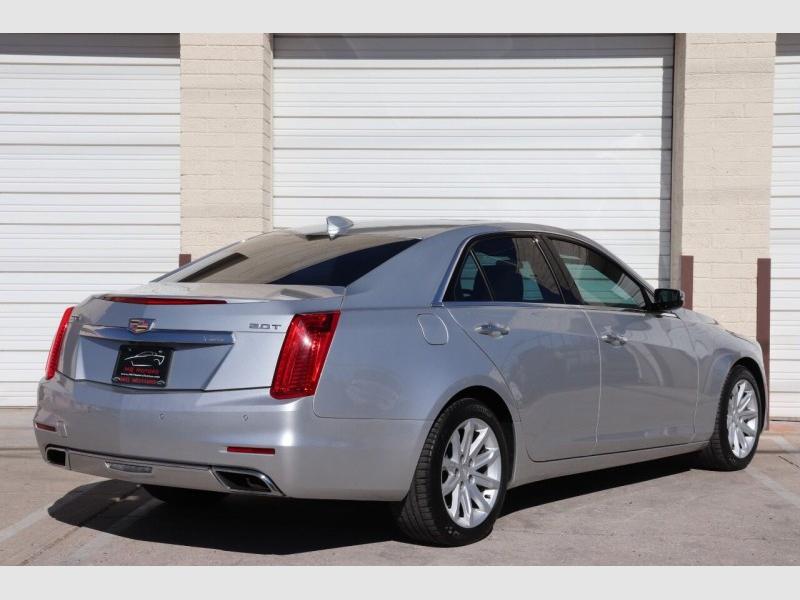 Cadillac CTS 2016 price $19,900