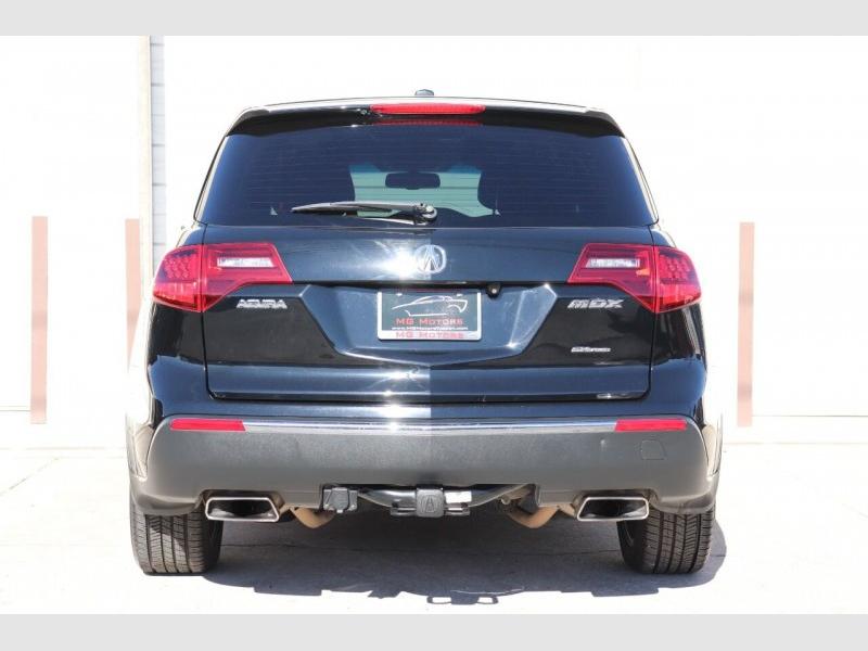 Acura MDX 2012 price $11,900