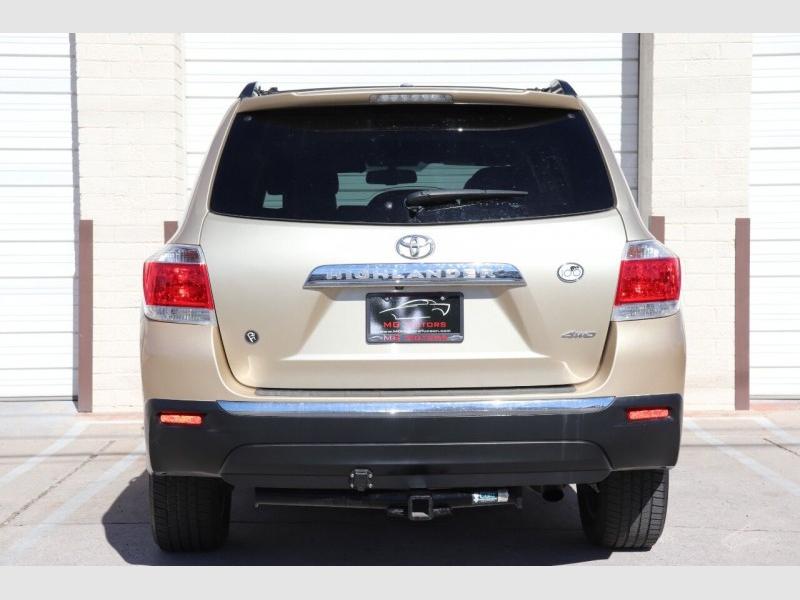 Toyota Highlander 2012 price $14,900