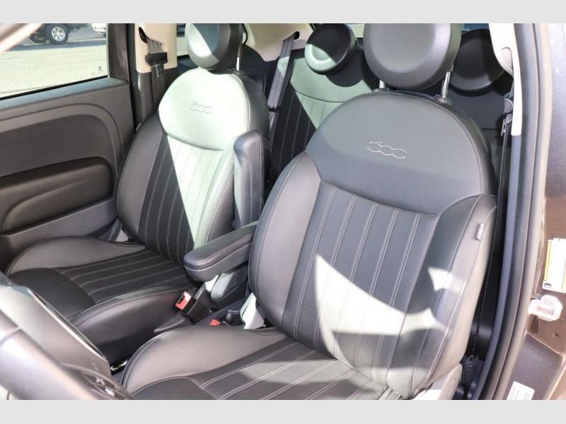 FIAT 500 2017 price $12,900