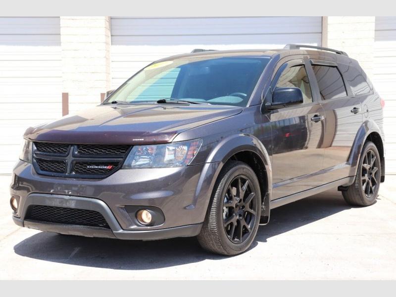 Dodge Journey 2017 price $16,900