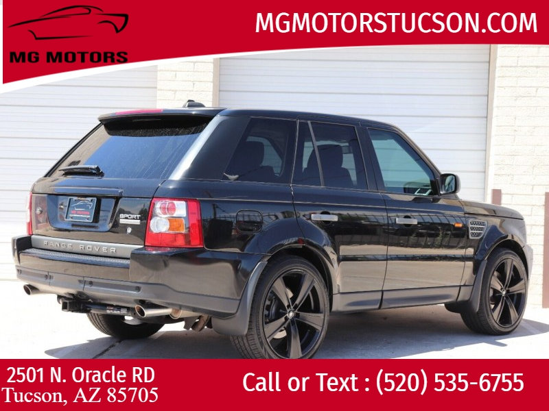 Land Rover Range Rover Sport 2008 price $16,900