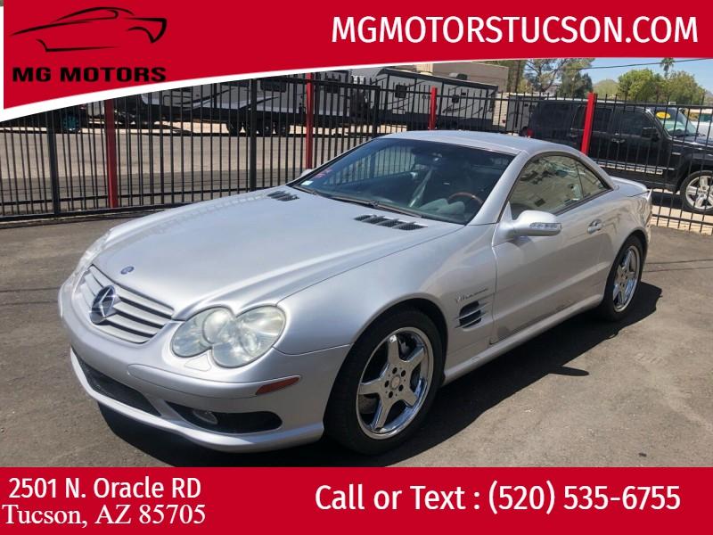 Mercedes-Benz SL-Class 2003 price $21,900