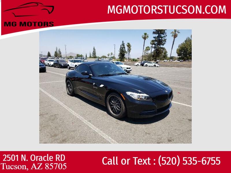 BMW Z4 2012 price $21,900