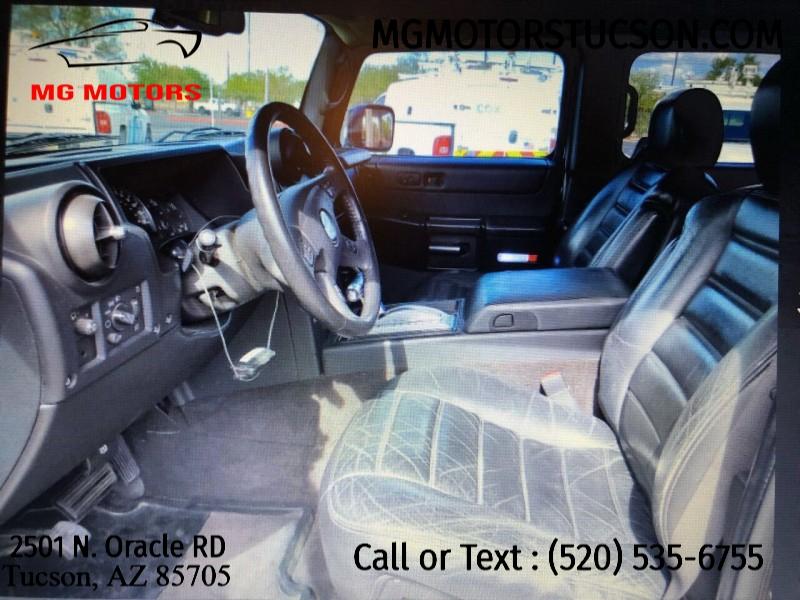 HUMMER H2 2005 price $17,900