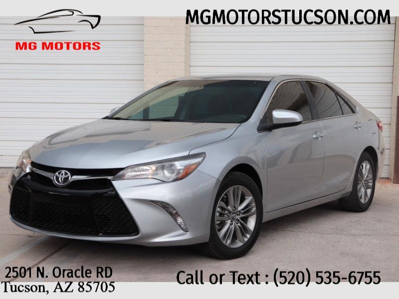 Toyota Camry 2017 price $20,900