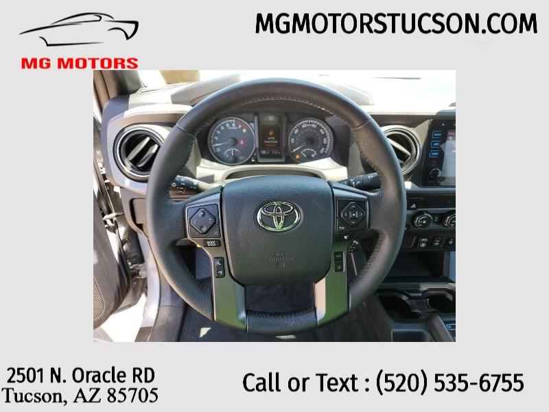 Toyota Tacoma 2019 price $42,900