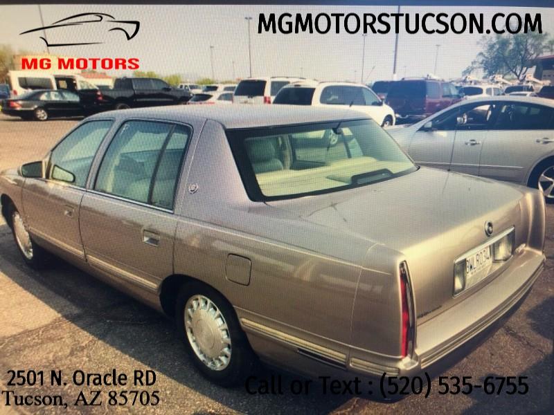 Cadillac DeVille 1997 price $3,995