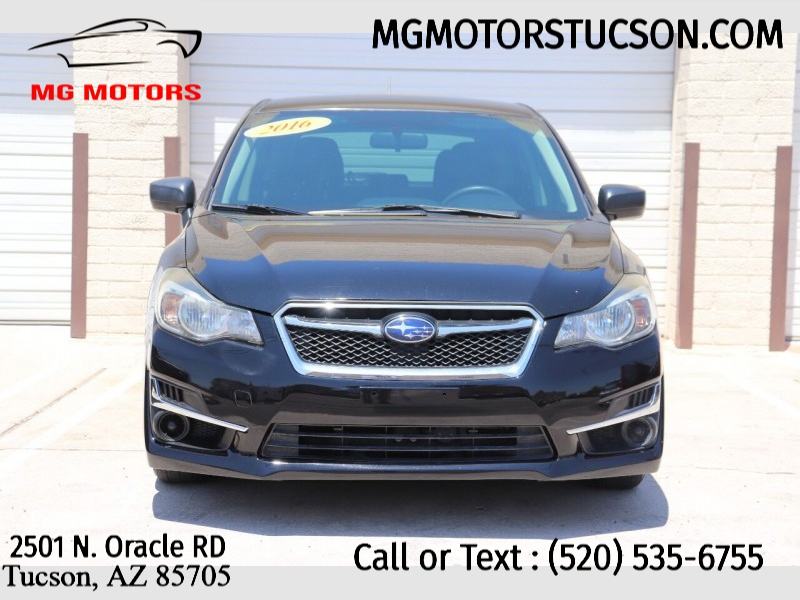 Subaru Impreza 2016 price $15,995