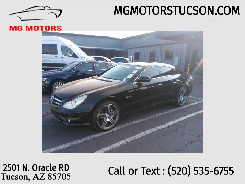 Mercedes-Benz CLS 2009 price Call for Pricing.