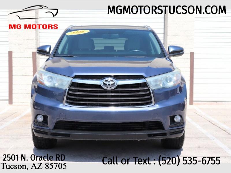 Toyota Highlander 2016 price $23,995
