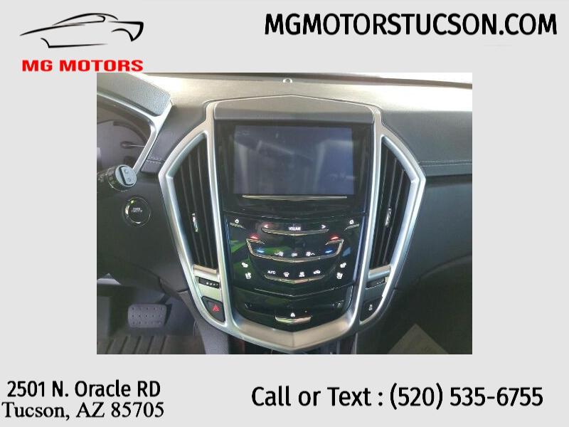 Cadillac SRX 2015 price $17,995