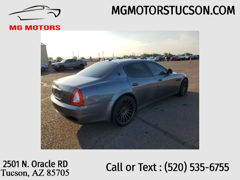 Maserati Quattroporte 2011 price $23,995